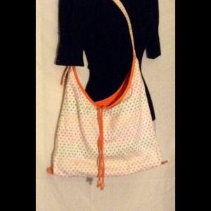 Handbags - Reversible cotton bag