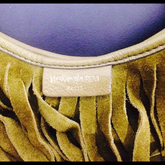 83% off yves saint laurent Handbags - ??HP?? Yves Saint Laurent ...