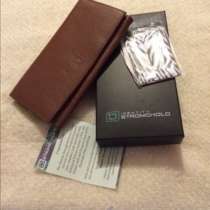 IDENTITY STRONGHOLD WALLET