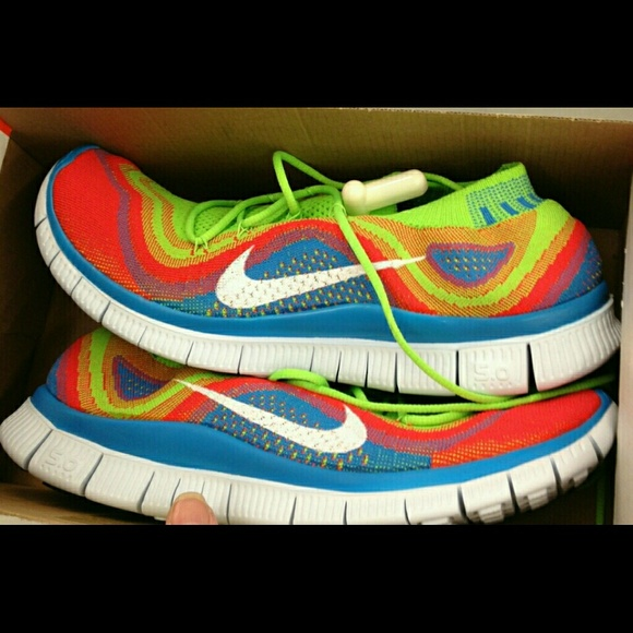 official photos 21860 f5b69 Mens Nike Free Flyknit 615805 316 Running Shoe. M 53b0180be6ce285110164920