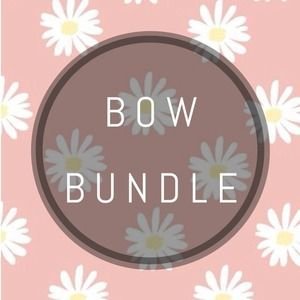 Bow Bundle for @dorkee26