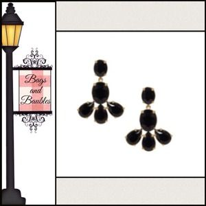 New! KATE SPADE Plaza Athenee Chandelier Earrings