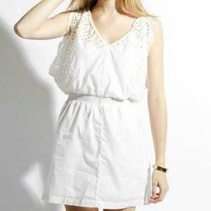 Cute GentleFawn White Summer Dress