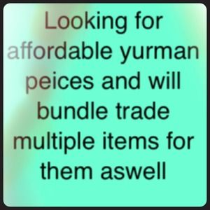 Looking for affordable yurman sellers