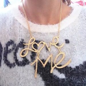 Jewelry - Love Me Necklace