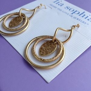 🌟FiNAL SALE🌟 Lia Sophia Earrings