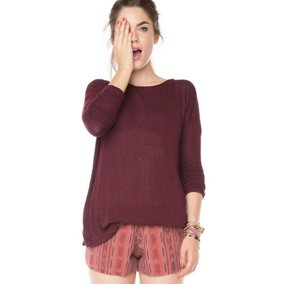 40% off Brandy Melville Sweaters - Brandy carlina knit top ...