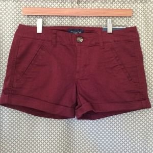 American Eagle Outfitters Denim - American Eagle Midi Shorts