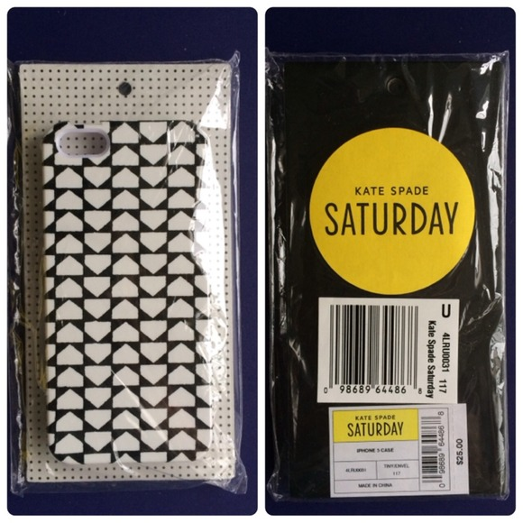 kate spade Accessories - Kate Spade Saturday iphone5 case