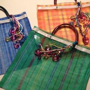 Handbags - NEW Mexican Market Totes