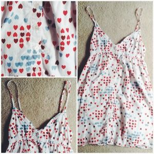 Urban outfitters button-down sundress