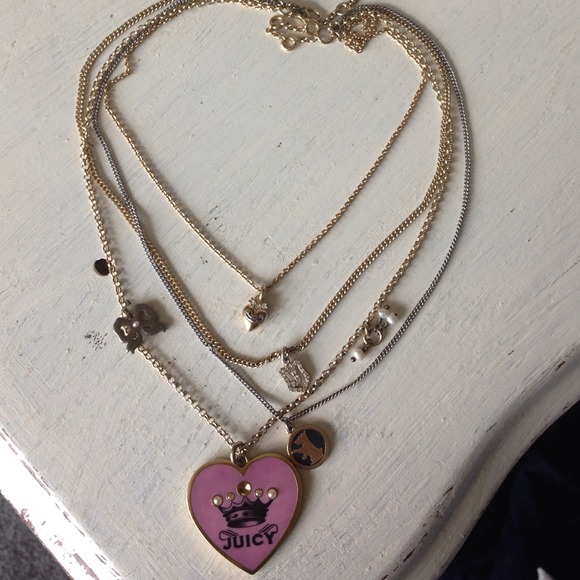 82 off juicy couture jewelry juicy couture necklace for Juicy couture jewelry necklace