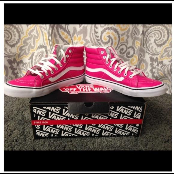 All Baby Pink Old Skool Vans