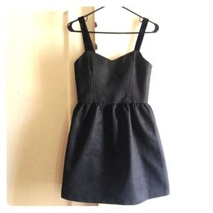 Jack BB Dakota black cocktail dress.
