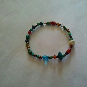 Jewelry - Gorgeous colorful bead bracelet