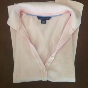 Tommy Hilfiger Tops - Pink Tommy Hilfiger Thermal