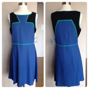 Andrew Marc Dresses & Skirts - Marc New York Colorblock Dress