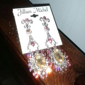 Jewelry - Pink Ice Earrings