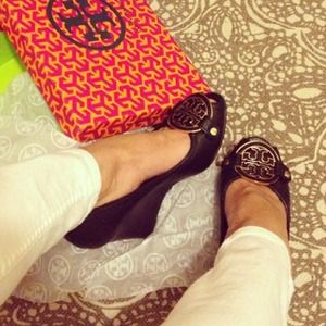 Tory Burch Amanda Wedge Heel