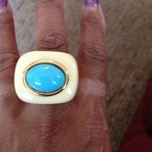 Kenneth Jay Lane Jewelry - Authentic Kenneth J. Lane Ring!