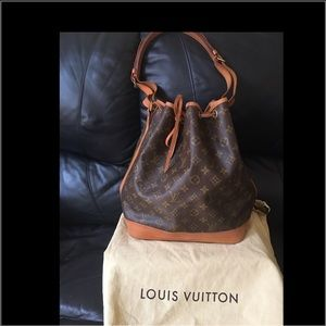 ❤️Authentic louis Vuitton Noe Gm