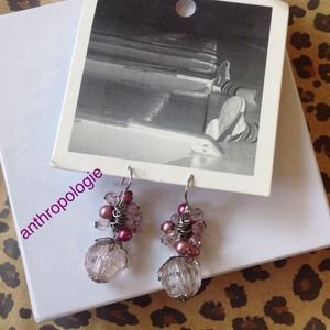 Anthropologie Jewelry - Anthropologie earrings. Perfect condition.