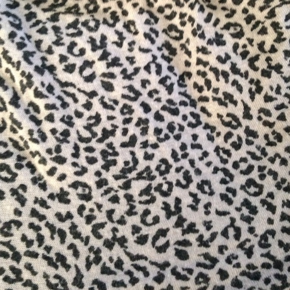 Brandy Melville Other - SOLD Brandy Melville leopard print vodi shorts
