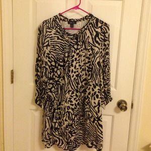 AUTH Anna Sui Silk Dress