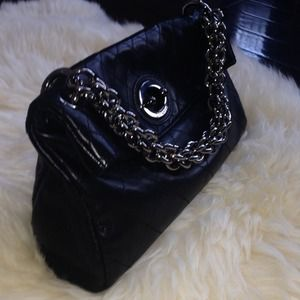 Chanel Lambskin Leather Nu-Lock