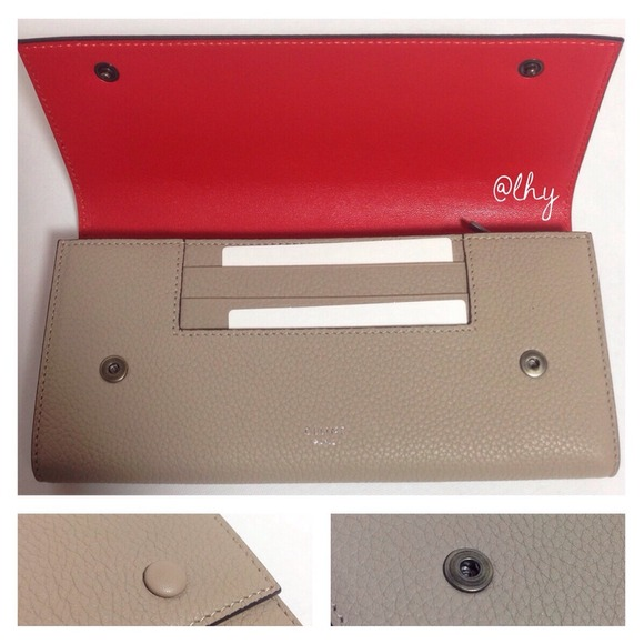 4% off Celine Clutches \u0026amp; Wallets - CELINE LARGE FLAP MULTIFUNCTION ...