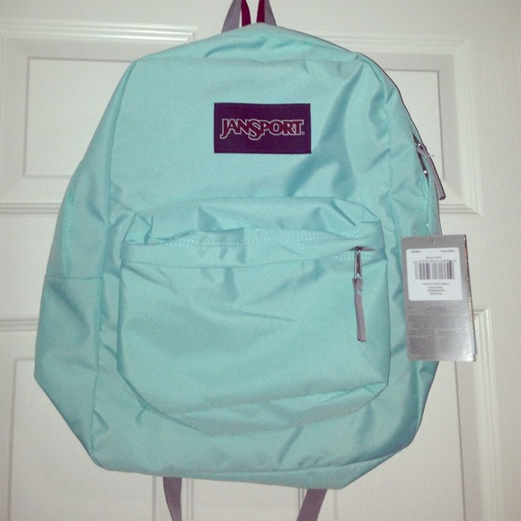 Aqua Dash Superbreak Jansport backpack 9cea5420fa83f