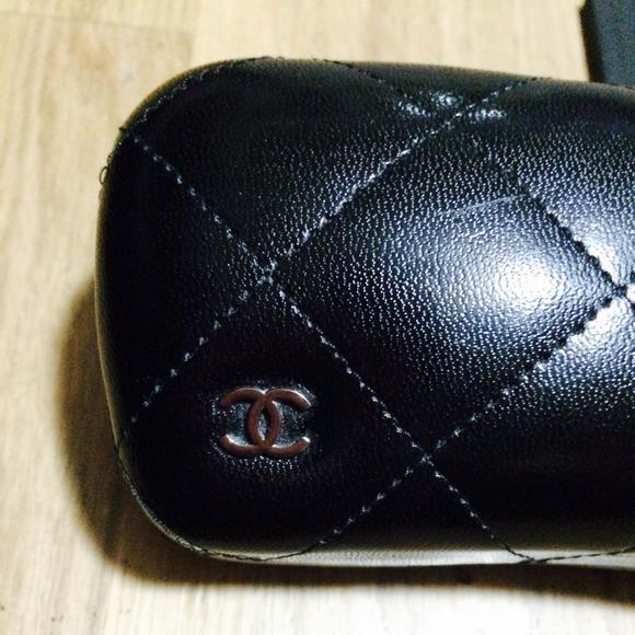 3fb90315f9b CHANEL Accessories - SALE!!! Chanel Sunglass Case with original box
