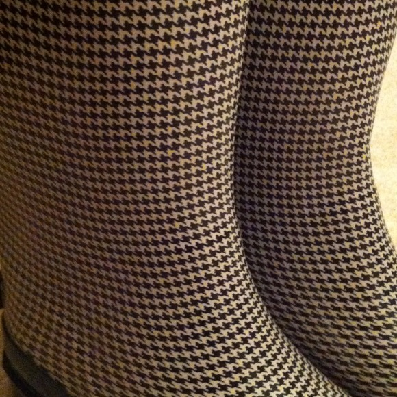 38% off stone creek Boots - Houndstooth Rain Boots from Mindi's ...