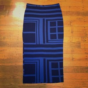 *SOLD* ASOS Midi Pencil Skirt *Size 6*