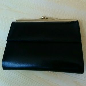 Leather wallet NWOT
