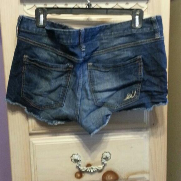 56% off Express Denim - Express jean shorts from !! loredana's ...