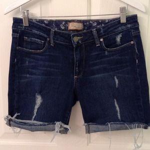 Paige Jeans Jeans - PAIGE CUTOFF SHORTS 2