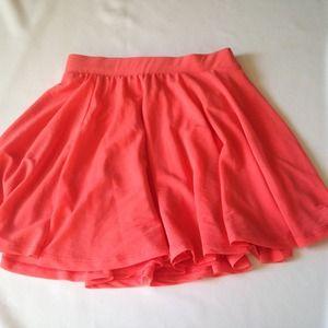 74 dresses skirts burnt orange maxi skirt from