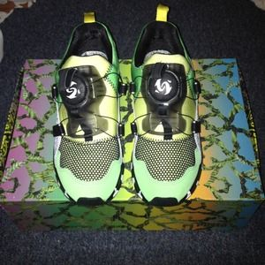"Puma Shoes - Puma x Solange ""Girls of Blaze Disc"" sneakers"