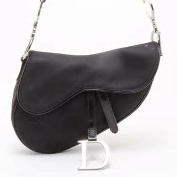 1cda2d361abc Christian Dior Handbags - Dior Saddle Bag