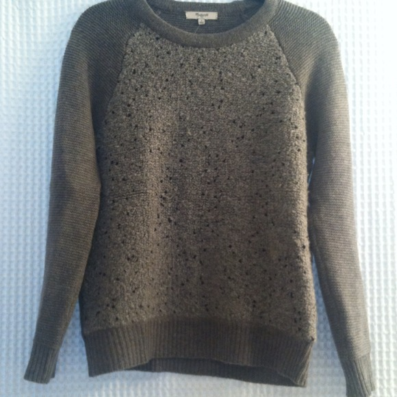 Madewell Sweaters - Madewell boucle sweater