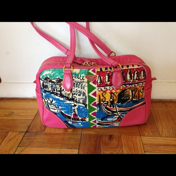 Prada Handbags Limited Edition