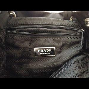 0e1159f92dc5df coupon code for prada bags prada vela vintage nylon backpack aa2ad 324c3