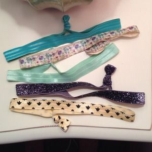 Anthropologie headbands
