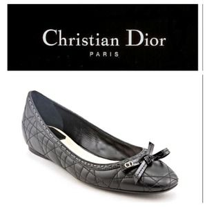  Christian Dior Ballet Flats  Iconic Style HP
