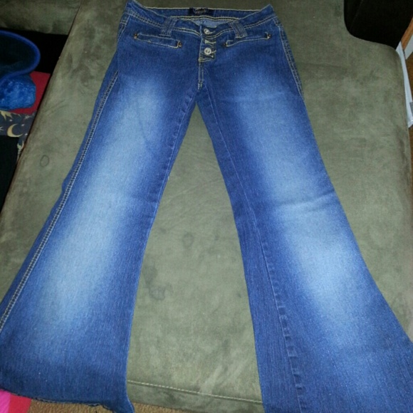 angels - 👖👖Angels flare jeans (super wide flare!)👖👖 from ...