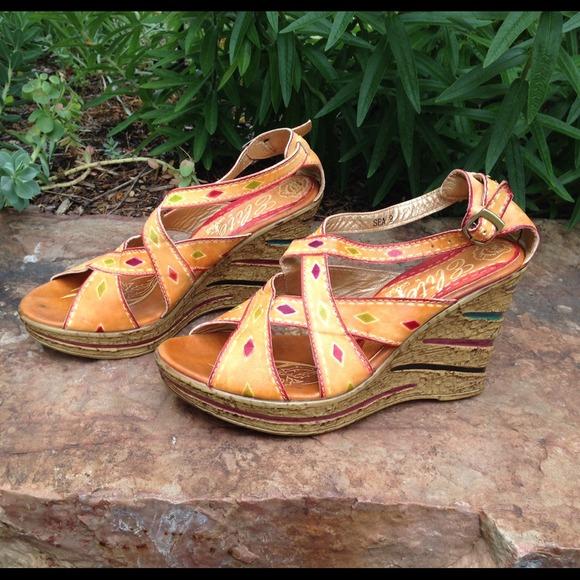 4477712d4 Corkys Shoes - Elite Corkys wedges sandals shoes tropical fun