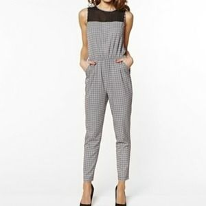dynamite Pants - Printed Jumpsuit