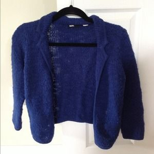Urban Outfitters Sweater Blazer