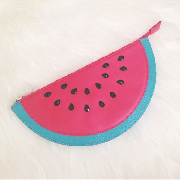 Nila Anthony Clutches & Wallets - 🍉 Sweet Watermelon Clutch 3